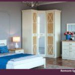 Белая мебель АНГСТРЕМ для спальни