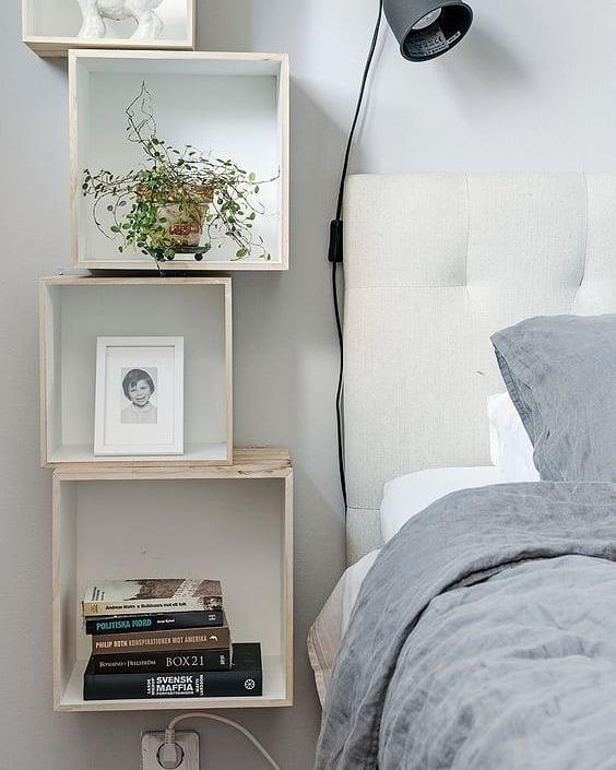 Мебель в белой спальне-3