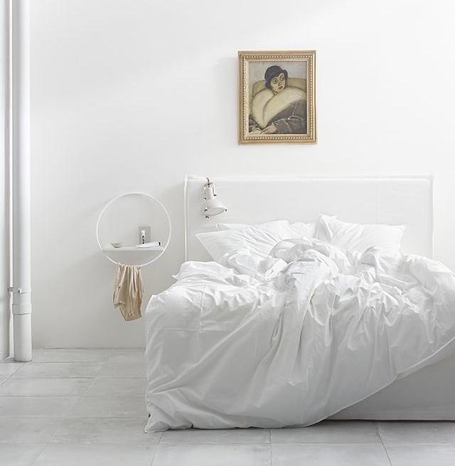 Женская белая спальня-4