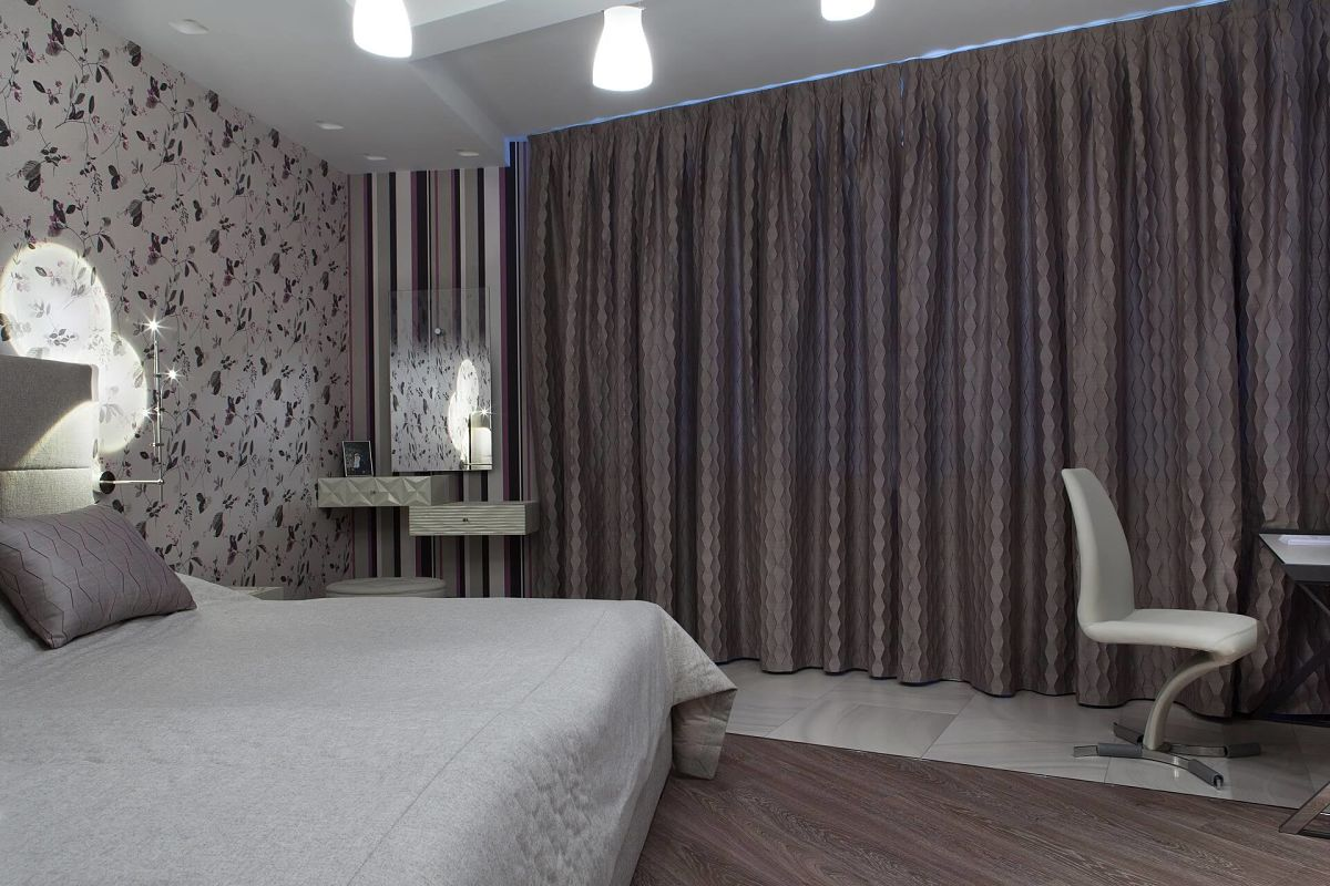 Как создать неповторимый дизайн интерьера спальни - все этапы