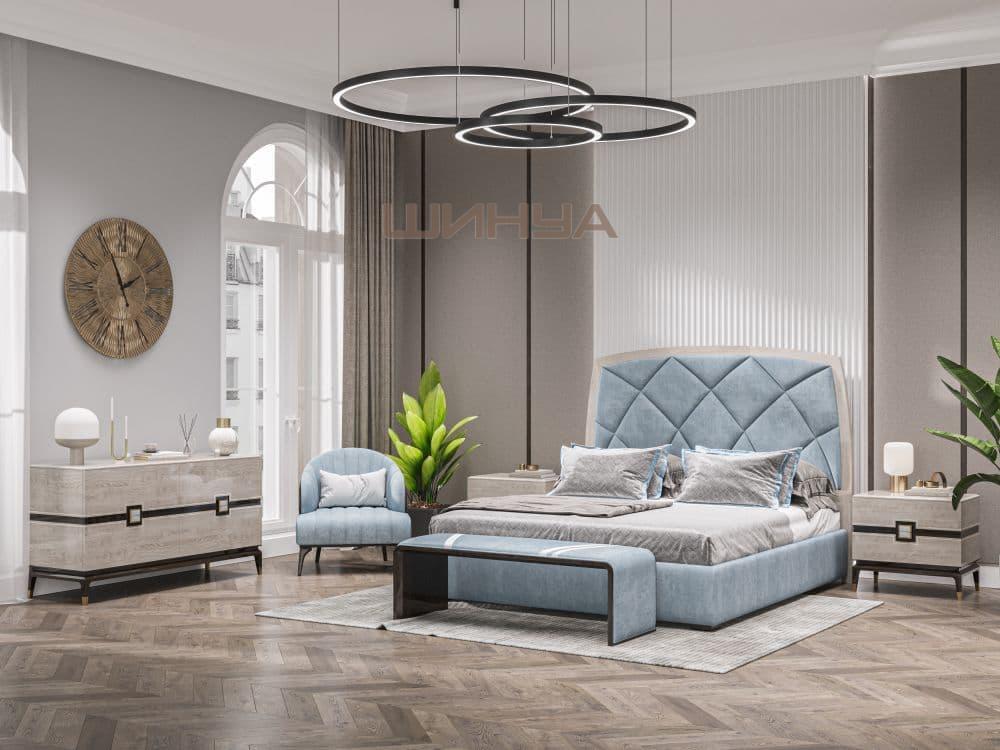Мебель для спальни в современном стиле