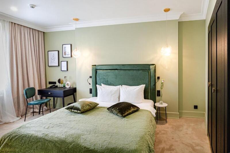 Зеленая спальня: 200+ фото интерьеров, идеи дизайна и декора